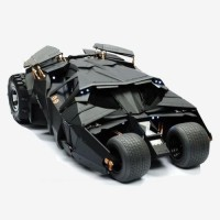 The Dark Knight 1/6th Scale Batmobile » Design You Trust – Design Blog and Community