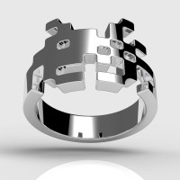 Invader Aiko Ring |