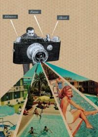 Awesome Collage Artworks by Sammy Slabbinck   Abduzeedo   Graphic Design Inspiration and Photoshop Tutorials