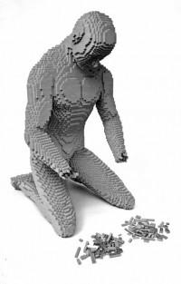 20 Incredible LEGO Artworks by Nathan Sawaya | Bored Panda
