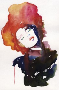 The Cool Hunter - Cate Parr - Fashion Illustrator