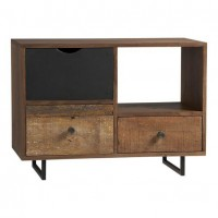 Atwood Large Nightstand in Nightstands | Crate and Barrel