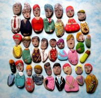 mini / little people by Taller de Nora via flickr