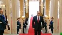 VietNamNet - Hình ?nh Putin tuyên th? nh?m ch?c | Hinh anh Putin tuyen the nham chuc