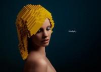 LEGO Wigs