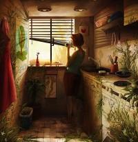 Stunning Digital Paintings   Abduzeedo   Graphic Design Inspiration and Photoshop Tutorials