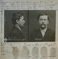 : ALPHONSE BERTILLON