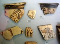 Toutes les tailles | Mycenaean Pictorial Style sherds | Flickr: partage de photos!
