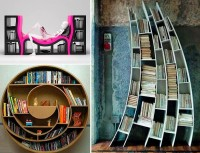 "Dark Roasted Blend: Bookshelf Heaven: Awesome ""Containers"" for Books"