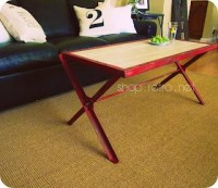 Vintage Industrial Inspired Furniture Coffee Tables