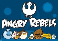 The Angry Birds come to Star WarsNerdgasmo