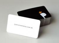 Preza - Business Cards - Creattica