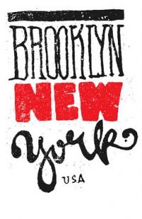 MR. MULE's TYPOGRAPHIC SHOWROOM AND EMPORIUM: Brooklyn Print