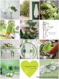 Things Festive Wedding Blog: Spring Irish Wedding Theme Meets Butterfly