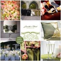 Things Festive Wedding Blog: Sage Wedding Theme - Great Year-Round