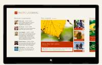 Design case study: iPad to Windows 8 Metro style app