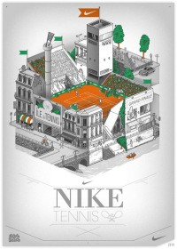 NIKE Illustrations