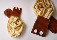 delia creates: Leather Accessories