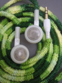 Earlaces lime forest by chozin on Etsy