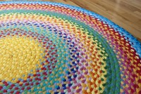Sew Liberated: the rainbow rug