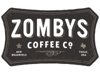 ZOMBYS Coffee by Simon Walker