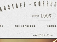Flagstaff Coffee Company Redesign by Caleb Royce Lummer