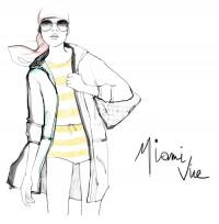 Miami Vice | Garance Doré