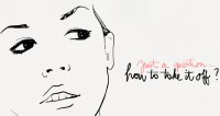Just A Question…How to Take It Off? | Garance Doré