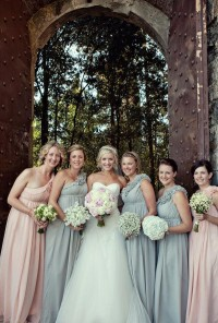 Florence Wedding by Marianne Taylor Photography   Style Me Pretty