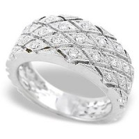 Clean White Gold Jewelry, Step by Step How to Guide