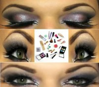 How to Do Arabic Smokey Eye Makeup, Step By Step Guide