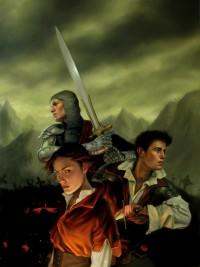 The Illustration Exchange - $2500+/Dan Dos Santos - Witch World