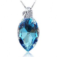 Love Heroine Crystal Wish For Love Stone Necklace