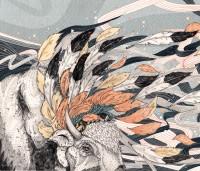 Sandra Dieckmann Illustration: A Magic Breeze & The Alternative Press Fair