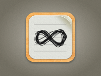 Habit app icon by Scott Dunlap
