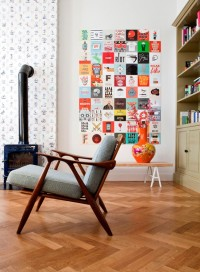 Make your own wall decoration with ixxi | Interior Design and Architecture blog magazine - Let me be inspired, Get inspired from different interior design and architecture.