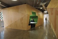 Plus Architecture's design for its own offices | ArchitectureAU