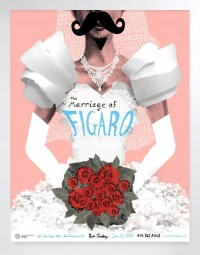 The Marriage of Figaro - kevincraftdesign