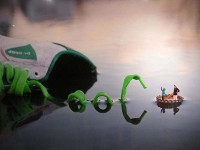 Slinkachu's big hearted tiny landscapes — Lost At E Minor: For creative people