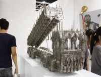 A Peek Inside ART HK 2011 | Colossal