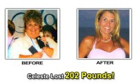 Weight Loss Success Stories - Celeste Lost Weight By Diet & Exercise