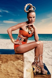 Carolyn Murphy x Vogue Germany June 2012 @ ShockBlast