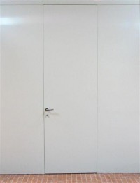 Modernus Flush Swing Door | productFind | InteriorDesign.net