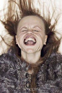blow job - gale-force wind portraits by tadao cern