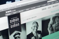 Simon & Simon on Web Design Served