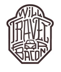 Typeverything.com - Will Travel for Bacon by Luke... - Typeverything