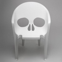 Skull chair — Lost At E Minor: For creative people