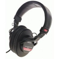 Amazon.com: Sony MDR-V6 Monitor Series Headphones with CCAW Voice Coil