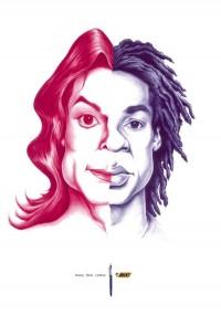 Creative Minimalist Ads: 55 Cleverest Prints