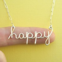 happy necklace | Cargoh
